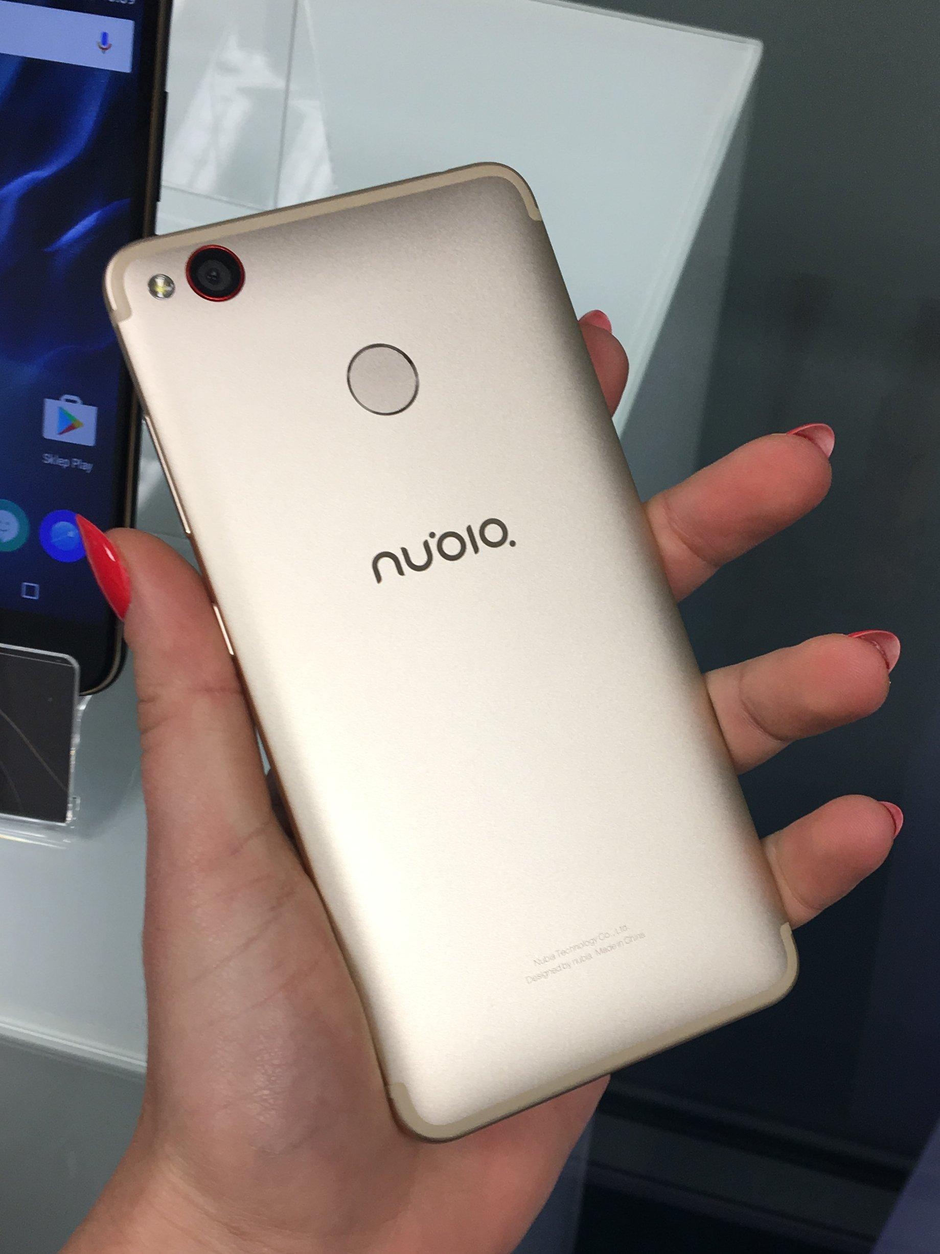 Nubia_Z11-850x552 Oficjalna premiera nowych smartfonów Nubia w Polsce
