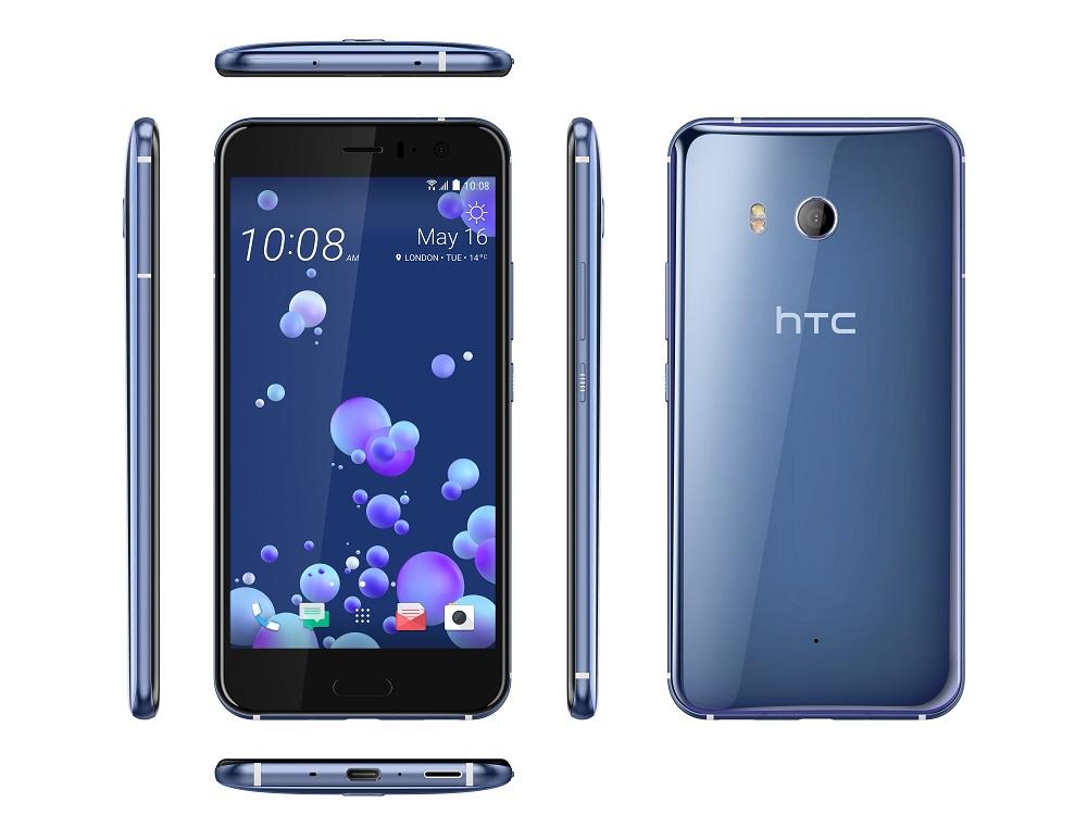 u11-6 HTC U11 w przedsprzedaży z zestawem HTC UA Healthbox