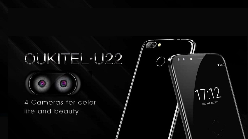 Photo of Oukitel U22 – pierwszy na świecie smartfon z podwójnym przednim aparatem