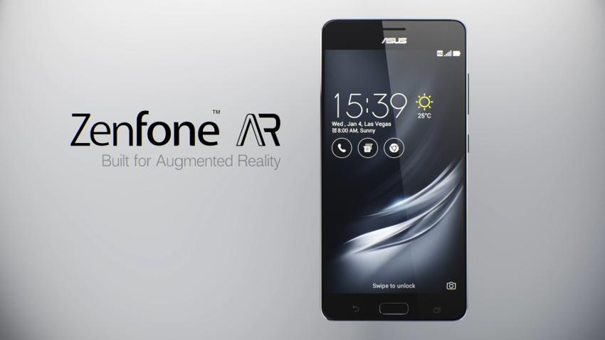Photo of Asus ZenFone AR, smartfon rozszerzonej rzeczywistości, trafi na rynek już tego lata