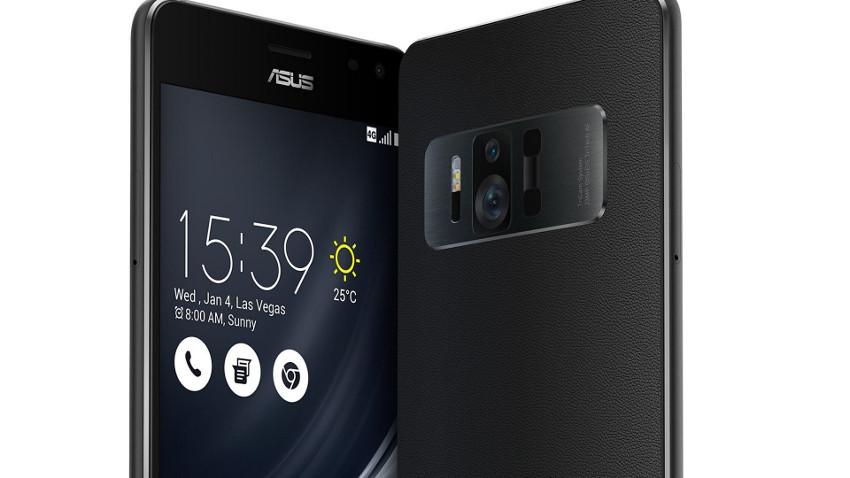 zenfone-ar-2-850x478 Asus ZenFone AR, smartfon rozszerzonej rzeczywistości, trafi na rynek już tego lata