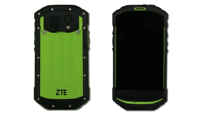 Photo of C501- wytrzymały smartfon od ZTE