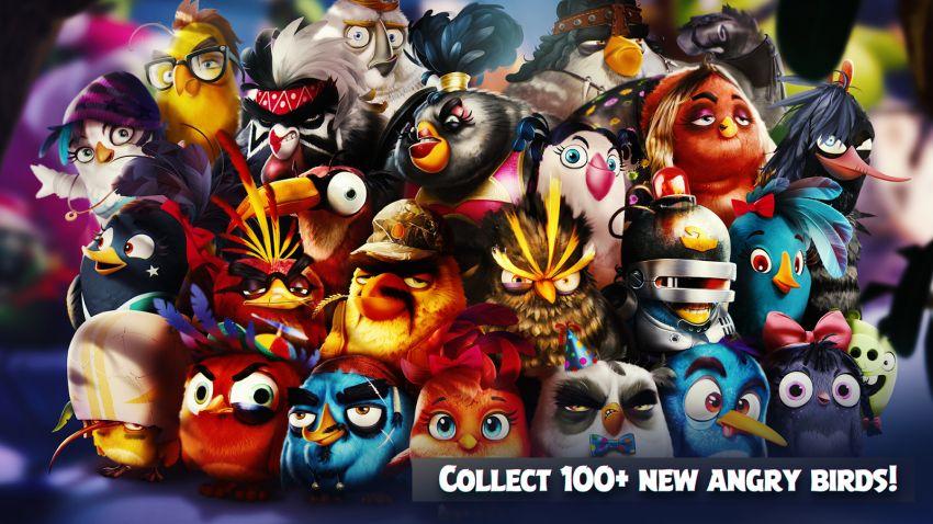 Photo of Twórcy Angry Birds prezentują nową grę z serii