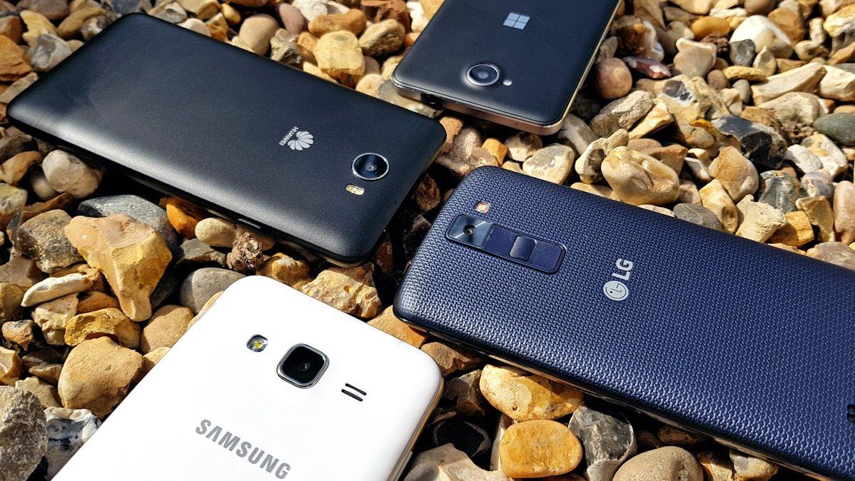 Fototest: Budżetowce w Londynie (Y5 II, K8 LTE Dual, Lumia 650, Galaxy J3 2016)