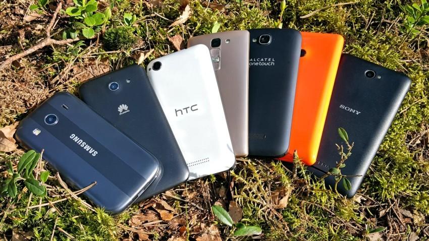 Fototest selfie Budżetowe telefony (Pop C7, Desire 320, Ascend Y550, Spirit 4G LTE. Lumia 535, Galaxy Ace 4, Xperia E4)