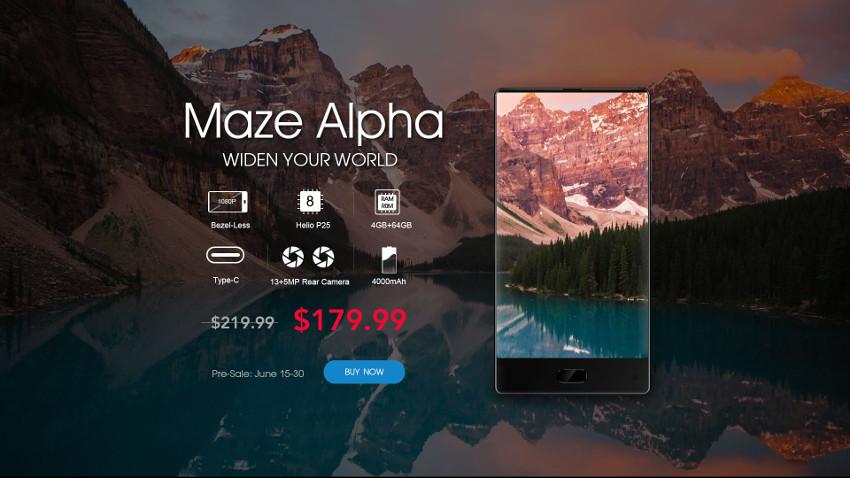 Photo of Maze Alpha dostępny w przedsprzedaży