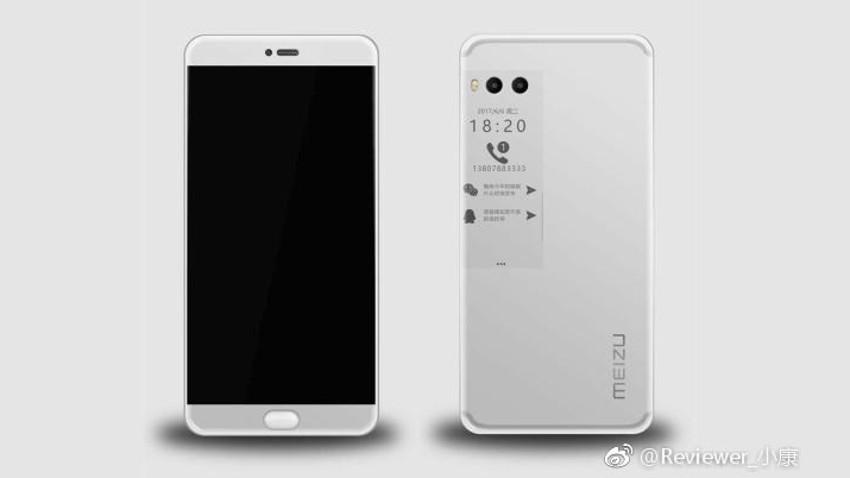 Photo of Dodatkowy wyświetlacz Meizu Pro 7 to jednak ekran LCD