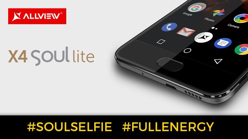 Photo of Allview X4 Soul Lite – nowy smartfon z podwójnym aparatem i ośmiordzeniowym procesorem