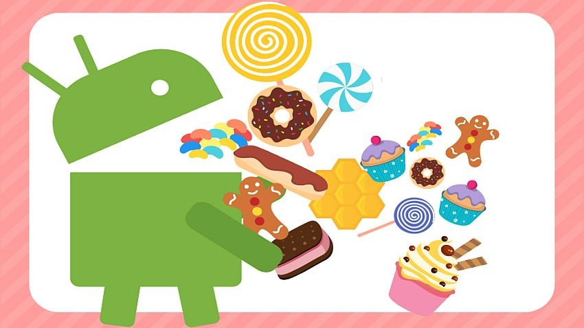 android_sweets