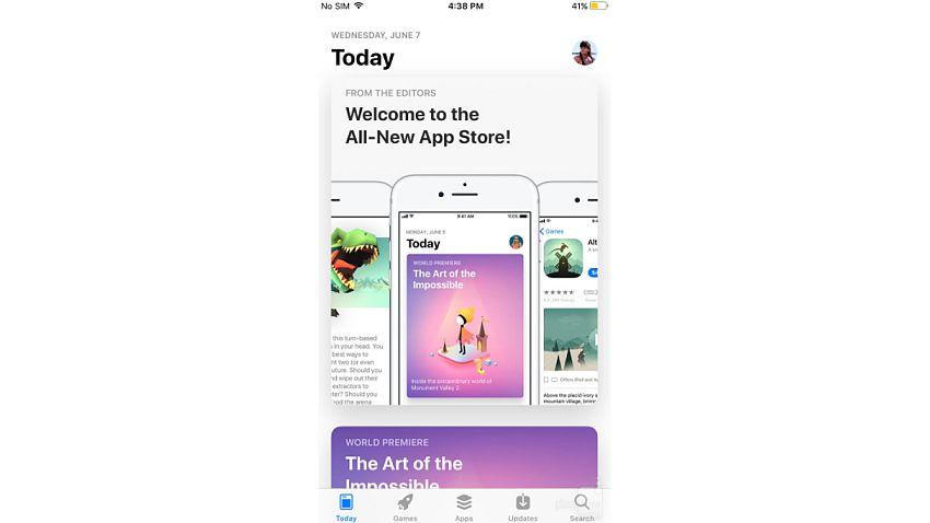 Photo of Odświeżony App Store w iOS 11