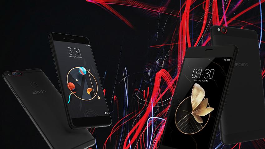 Photo of Archos przedstawia 4 nowe smartfony na rynek europejski