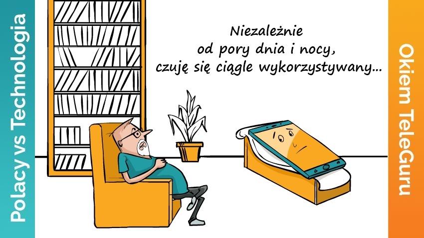 Photo of Polacy vs Technologia okiem TeleGuru: Ballada o utrudzonych smartfonach