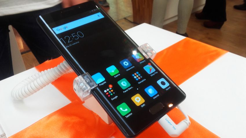 Photo of Premiera Xiaomi Mi Note 2