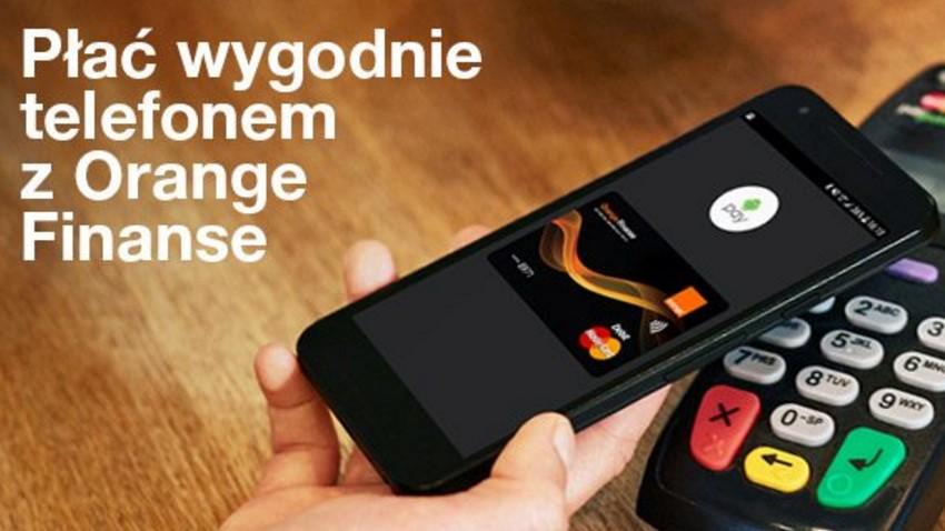 Photo of Płatności Android Pay dostępne w Orange Finanse