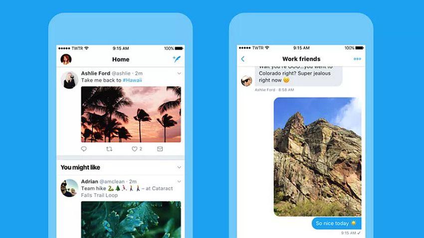 Photo of Odmieniony Twitter dla iOS