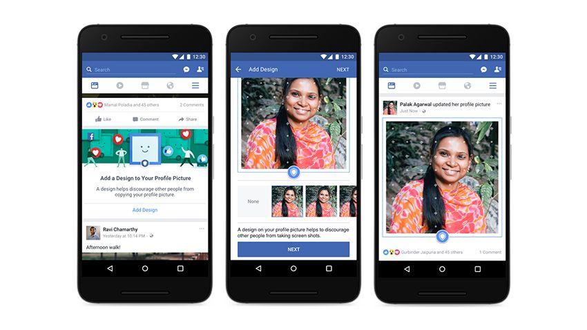 Photo of Facebook zabezpiecza zdjęcia profilowe użytkowników