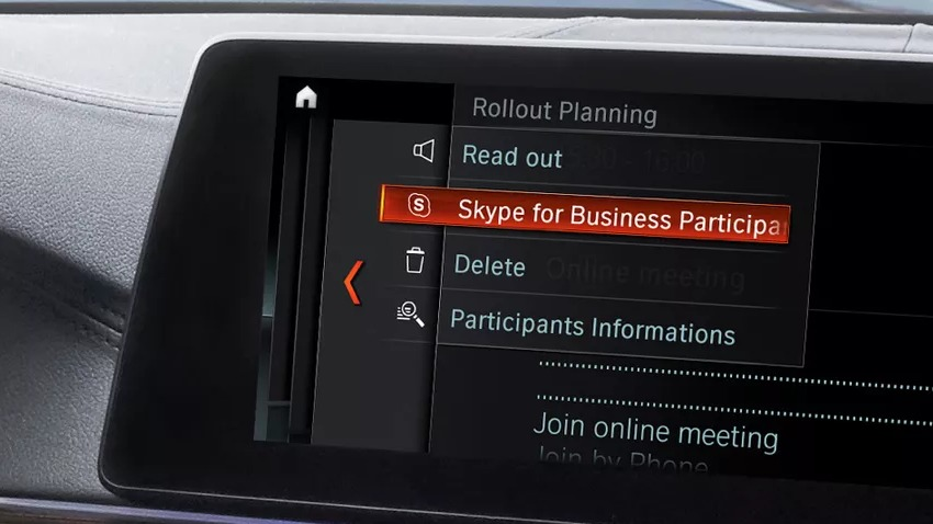 Photo of Microsoft rozwija współpracę z BMW. Skype dla firm trafi do samochodów