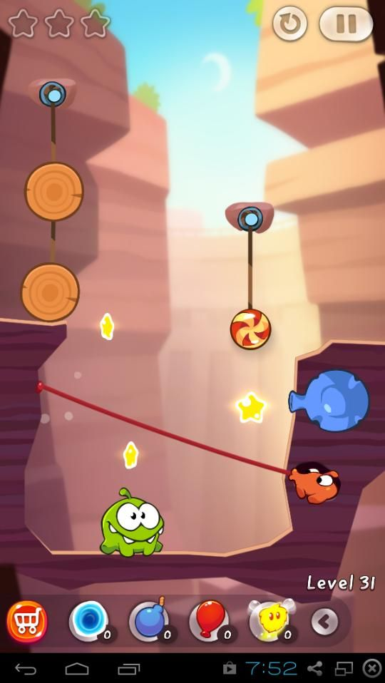 cutherope2 Recenzja: Cut the Rope 2