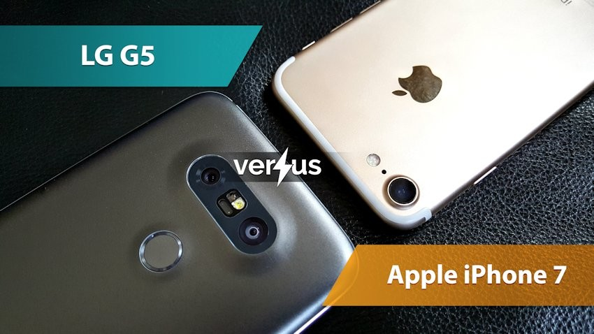 lg g5 vs iphone 7