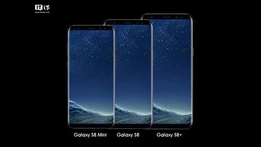 Photo of Samsung pracuje ponoć nad wersją mini modelu Galaxy S8