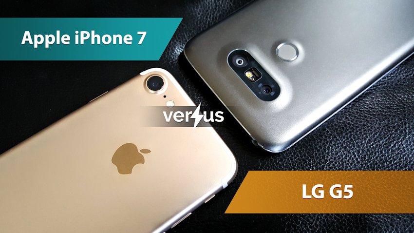 Photo of Pojedynek: 11 zalet iPhone 7 vs LG G5