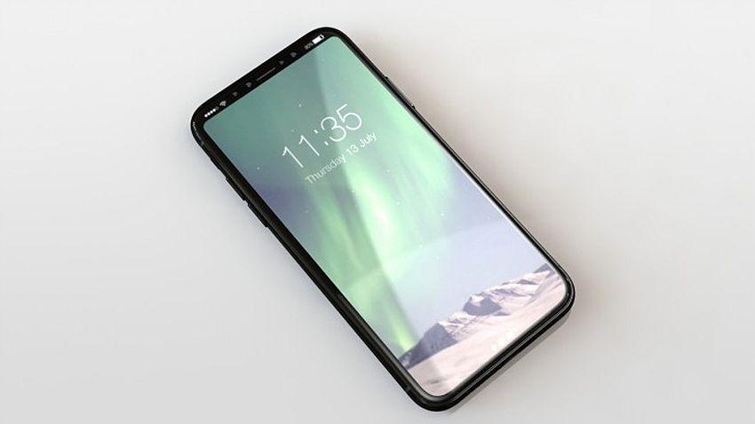 Photo of iPhone 8 – przycisk home będzie zastąpiony wirtualnym paskiem?