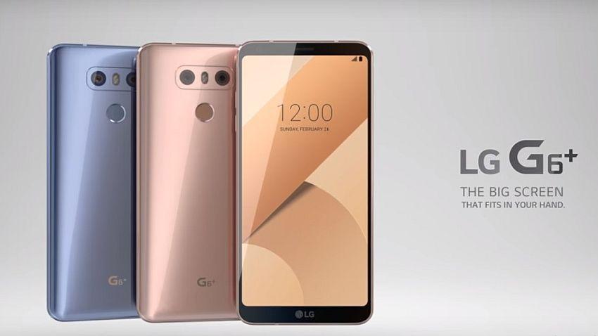 Photo of Do sieci trafił film promujący LG G6+