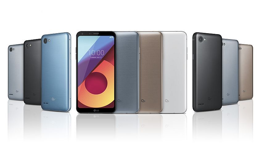 Photo of Światowa premiera LG Q6