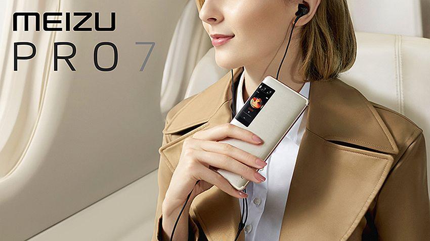 Photo of Premiera Meizu Pro 7 – pierwszego smartfona z dwoma ekranami