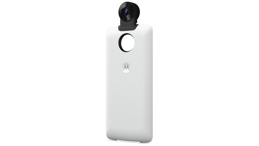 Photo of Motorola przedstawia nowy moduł 360-stopniowej kamery dla linii Moto Z