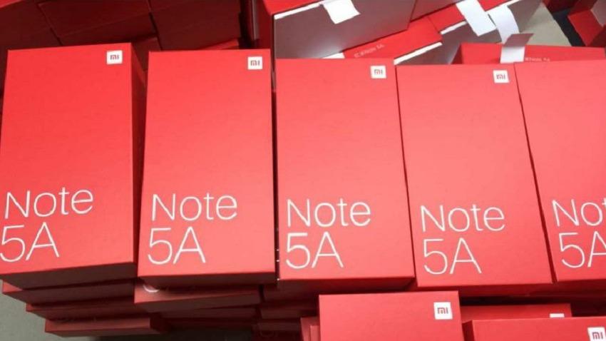 Photo of Xiaomi Redmi Note 5A z podwójnym aparatem – specyfikacja