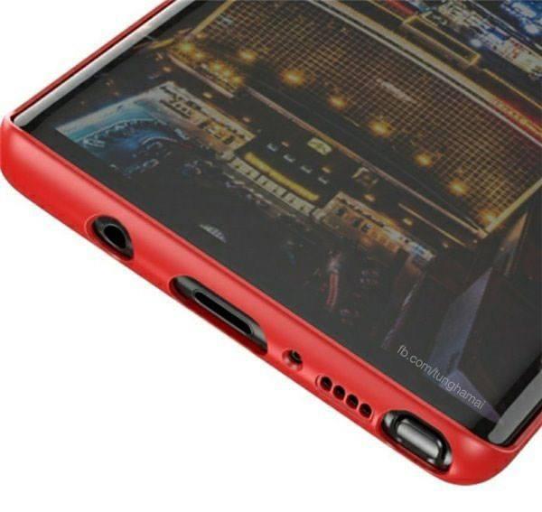 note8-aparat Do sieci wyciekły pierwsze zdjęcia Samsunga Galaxy Note 8