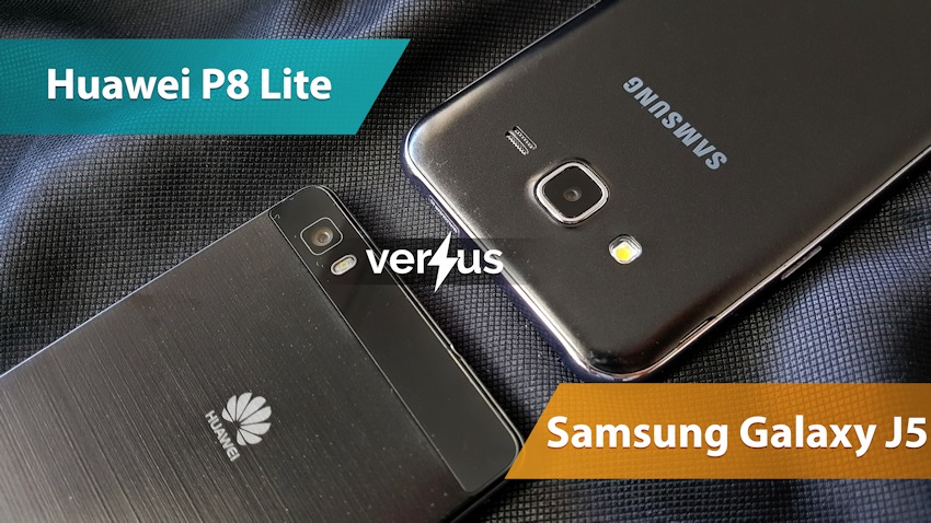 Photo of Pojedynek: 5 zalet Huaweia P8 Lite vs Samsung Galaxy J5