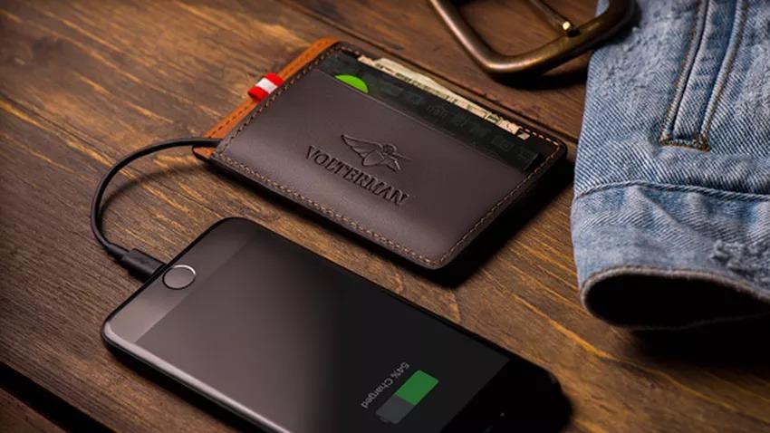 Photo of Ten inteligentny portfel złapie złodzieja dzięki wbudowanej kamerze