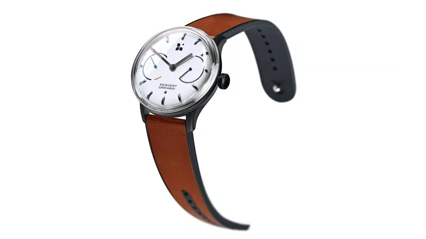 Photo of Sequent oferuje smartwatch z baterią, która naładuje się sama