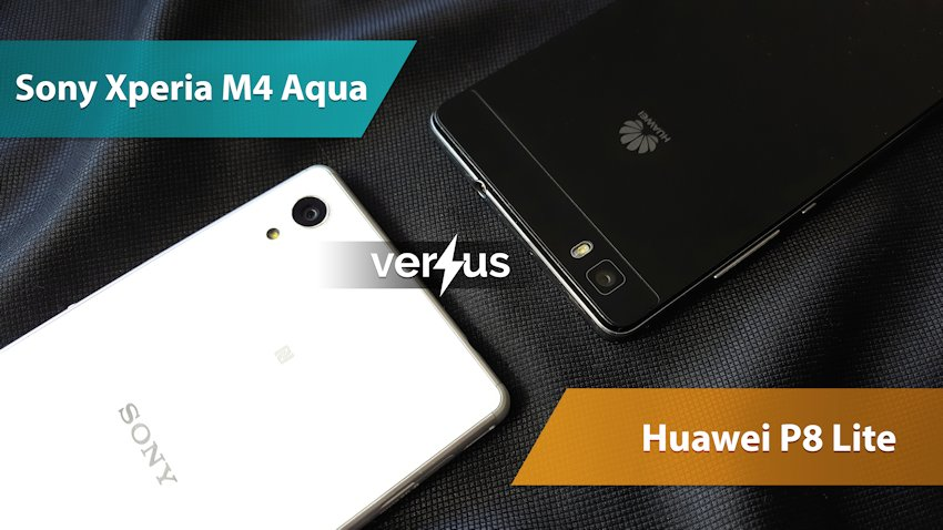 Photo of Pojedynek: 8 zalet Sony Xperia M4 Aqua vs Huawei P8 lite