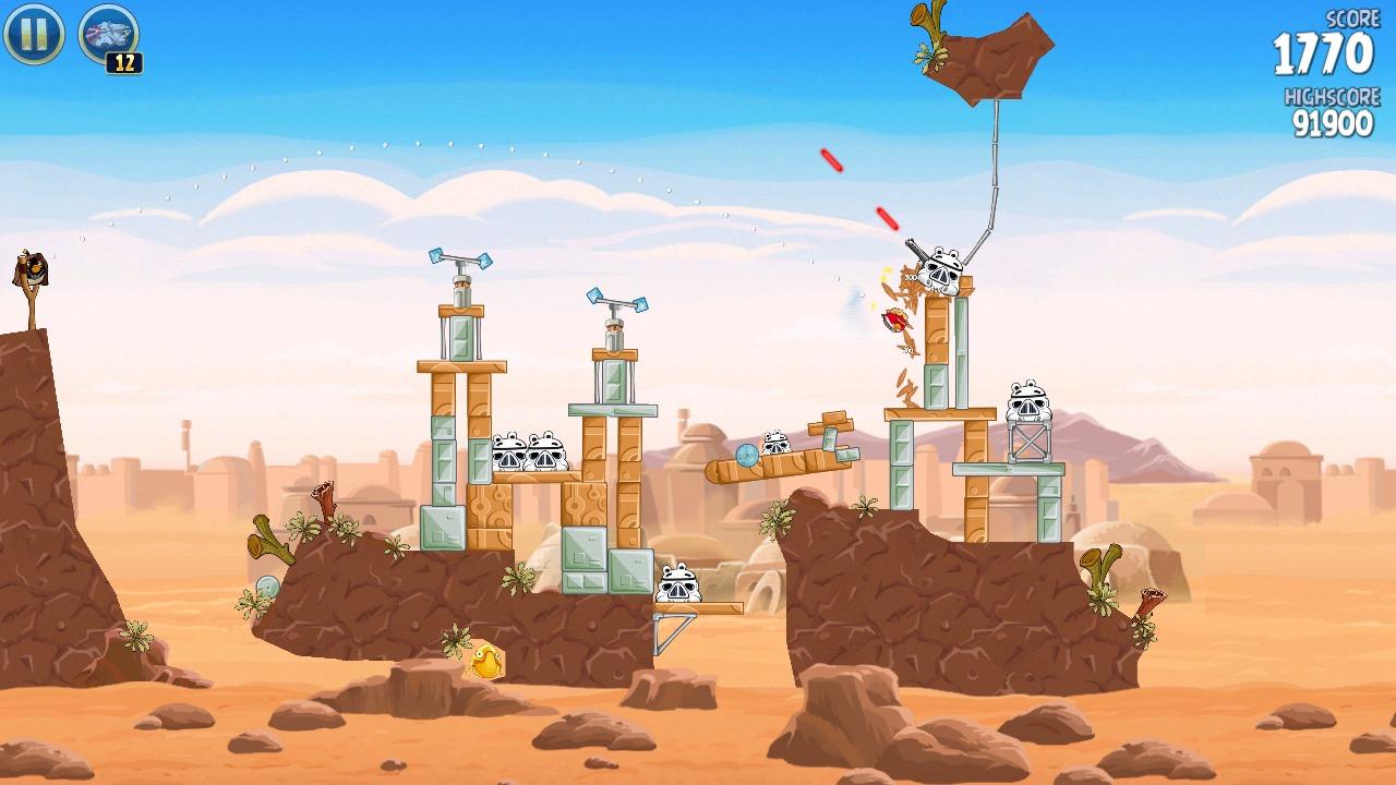 angry-birds-star-wars-1 Recenzja: Angry Birds Star Wars