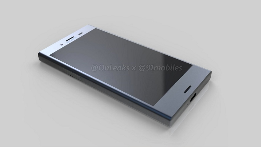 Photo of Xperia XZ1 Compact na renderach