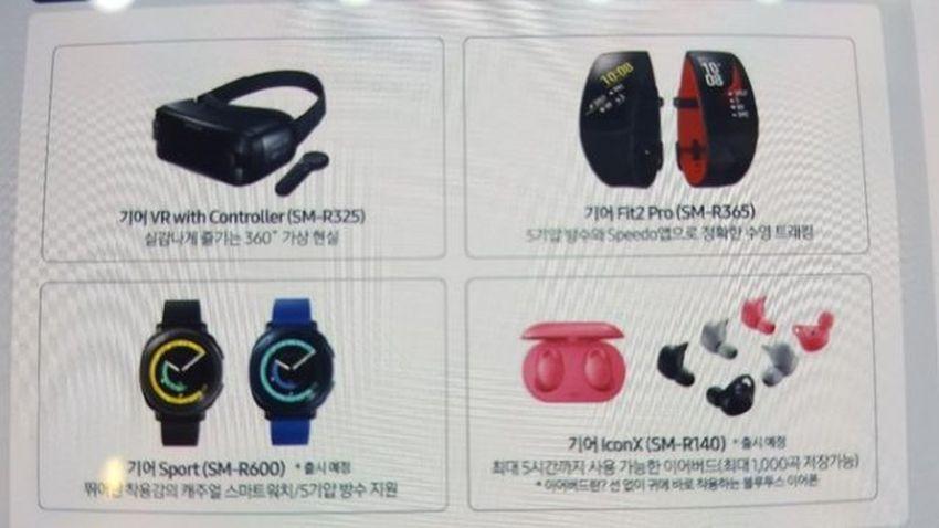 Photo of Samsung Gear Sport – smartwatch dla nurków?