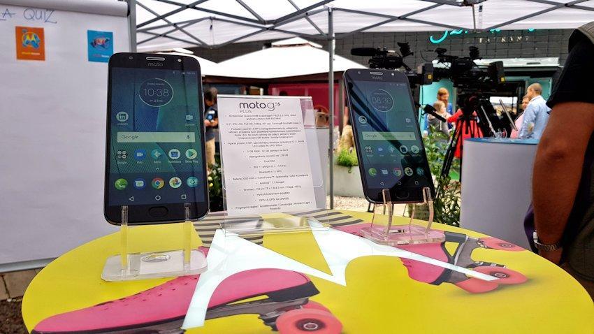 motorola-event-2 Motorola powraca na dobre - w Polsce zadebiutuje Moto G5S Plus