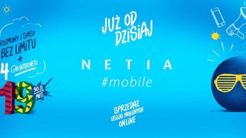 Photo of Nowe abonamenty mobilne Netii