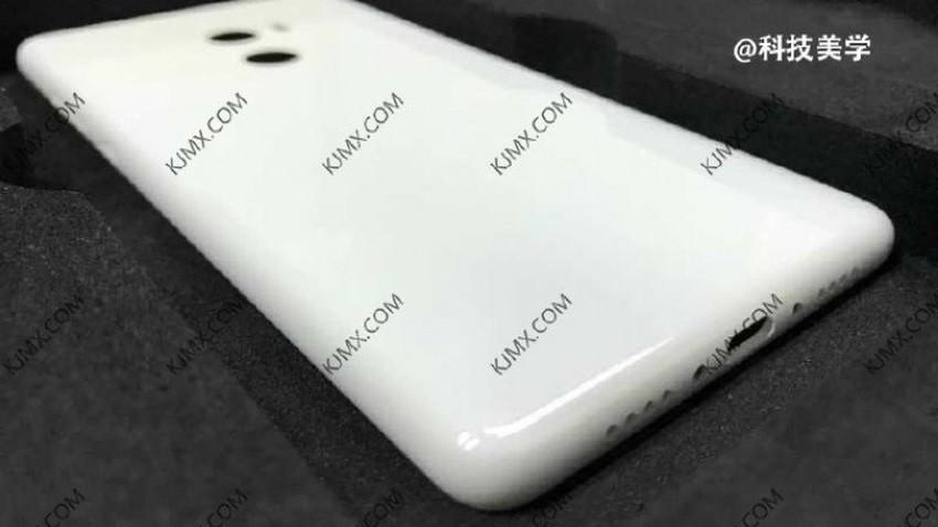 Xiaomi Mi Mix 2 tył