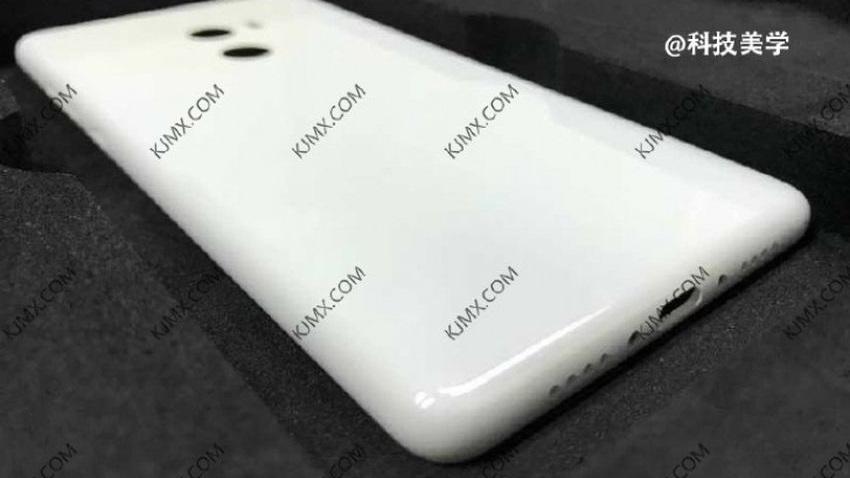 Photo of Xiaomi Mi Mix 2 – kolejny przeciek pokazuje tył urządzenia