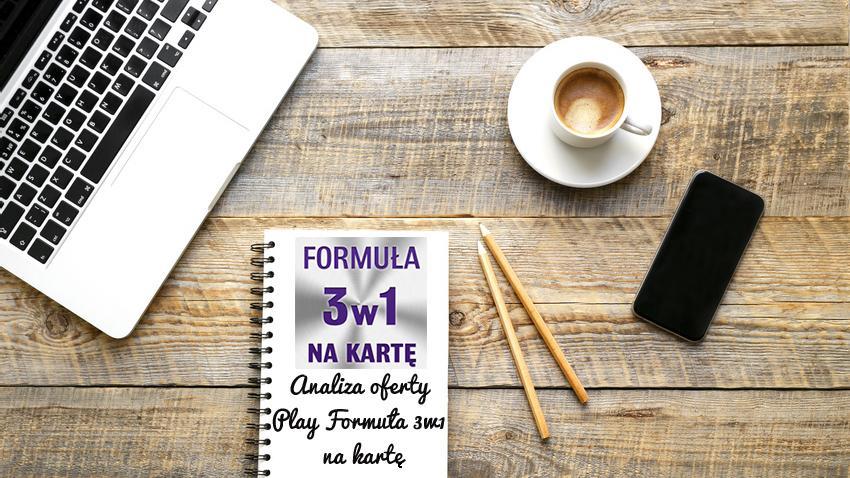 Photo of Analiza Play Formuła 3w1 na kartę