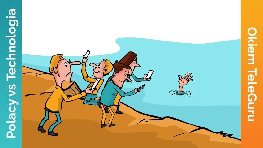 Photo of Polacy vs Technologia okiem TeleGuru: Szybciej nie znaczy mądrzej
