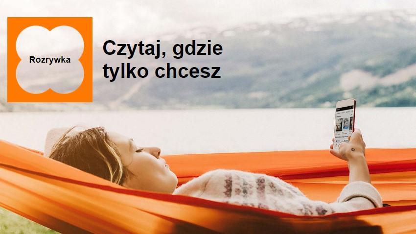 Photo of Czytelnia Orange – tysiące publikacji w jednej aplikacji