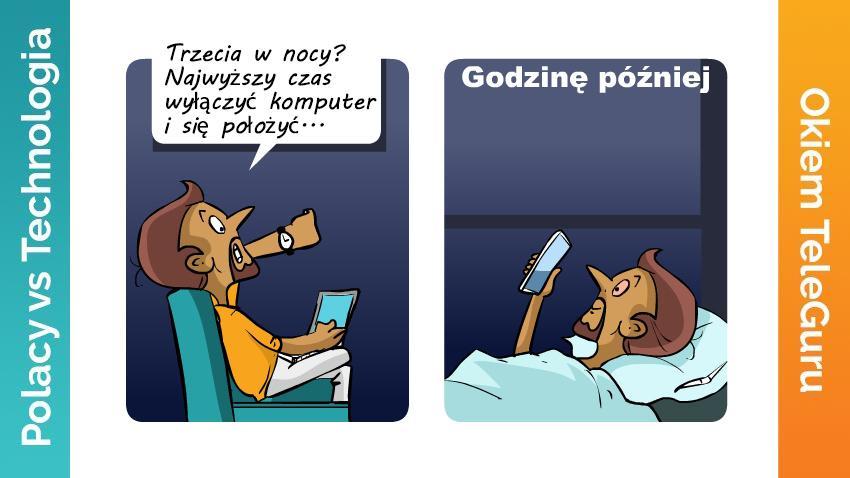 Photo of Polacy vs Technologia okiem TeleGuru: Smart-zbrodnia