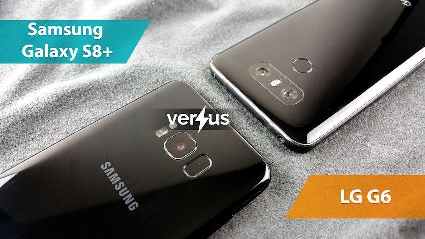 Photo of Pojedynek: 9 zalet Samsung Galaxy S8+ vs LG G6