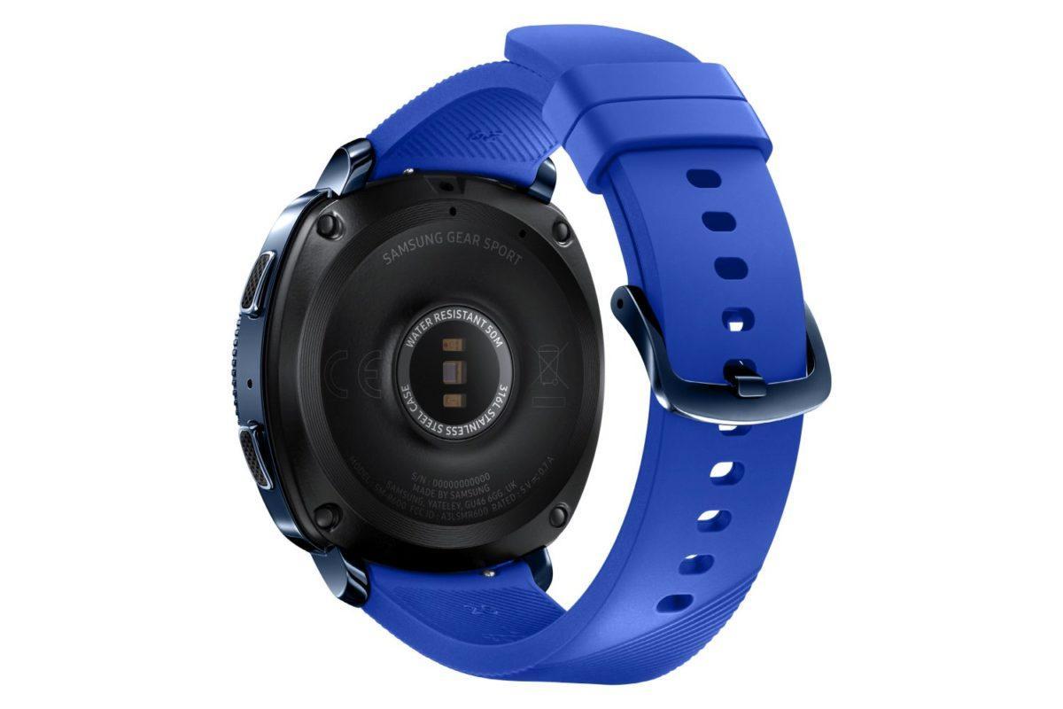 gear-sport Najnowsze urządzenia z rodziny Samsung Gear – Gear Sport, Gear Fit2 Pro oraz Gear IconX