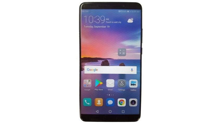 Photo of Huawei Mate 10 – kolejny przeciek przedstawia zdjęcie telefonu